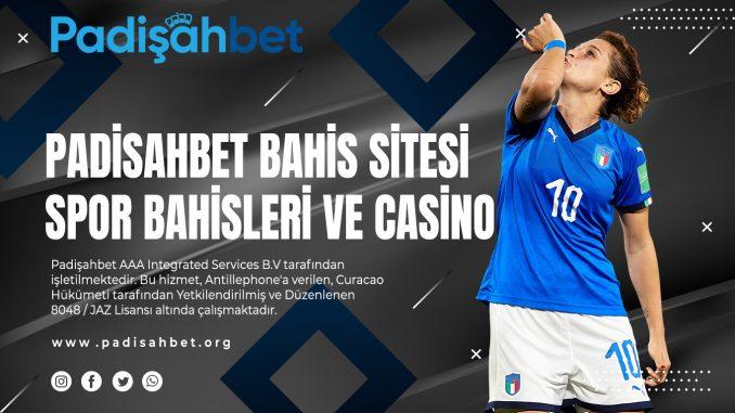 Padisahbet Bahis Sitesi Spor Bahisleri ve Casino